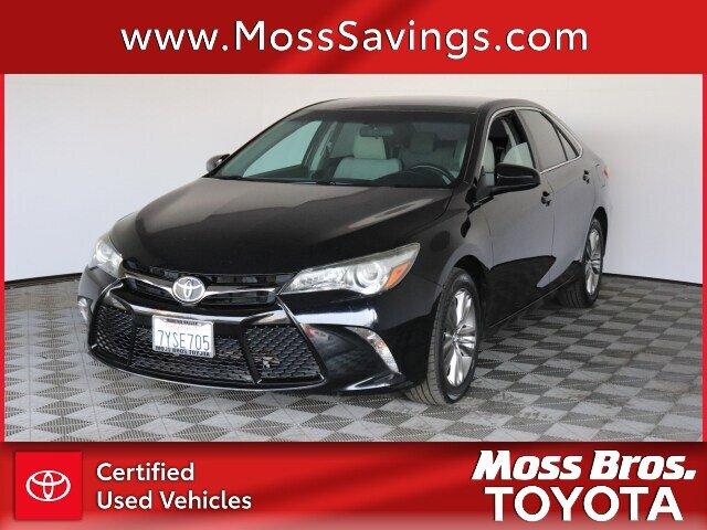 2016 Toyota Camry  Regular Unleaded I-4 2.5 L/152 [5]