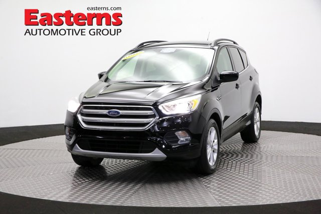 2017 Ford Escape SE Technology EcoBoost Sport Utility