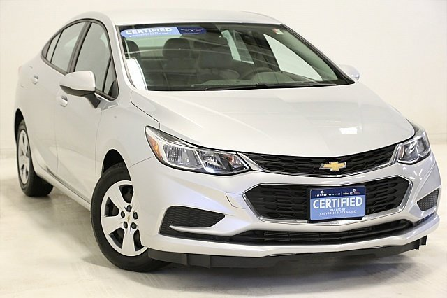 Used 2017 Chevrolet Cruze in Cleveland, OH