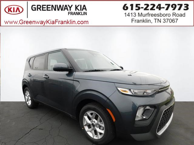 New 2020 KIA Soul in Franklin, TN