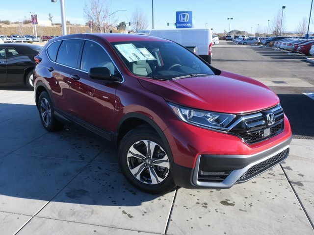New 2020 Honda CR-V in Prescott, AZ