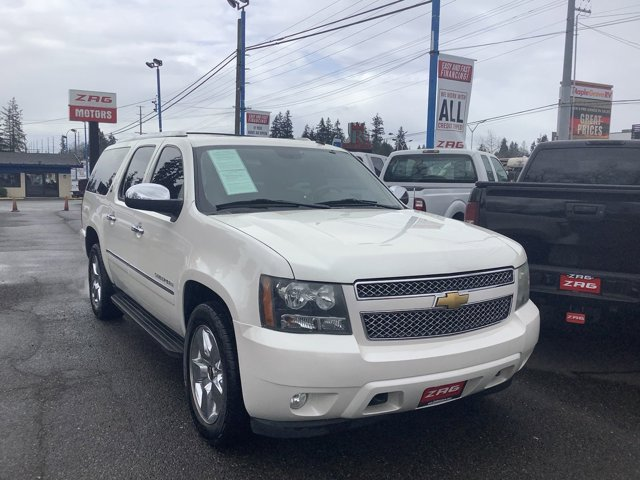 Used 2010 Chevrolet Suburban 4WD 4dr 1500 LTZ