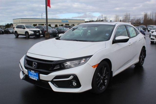 New 2020 Honda Civic Hatchback in Burlington, WA
