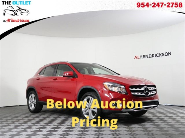 Used 2018 Mercedes-Benz GLA in Coconut Creek, FL