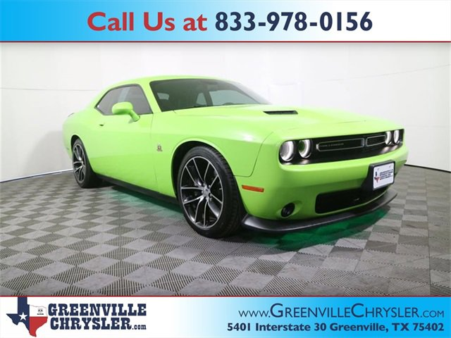 Used 2015 Dodge Challenger in Greenville, TX