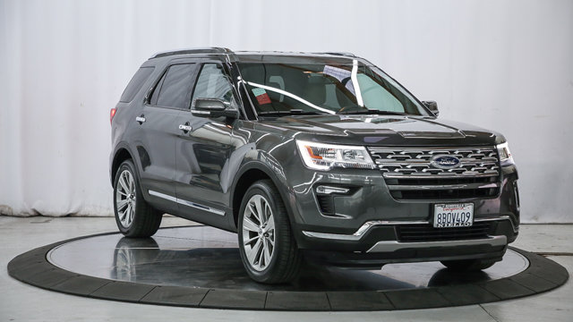 Used 2018 Ford Explorer in , CA