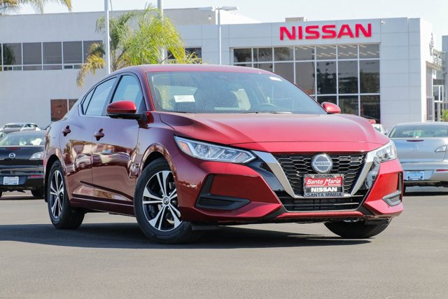 2020 Nissan Sentra SV SV CVT Regular Unleaded I-4 2.0 L/122 [7]
