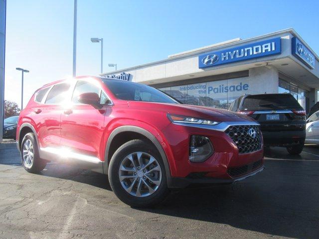 New 2020 Hyundai Santa Fe in Olathe, KS