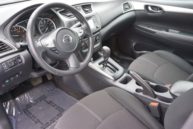 2018 Nissan Sentra  S CVT