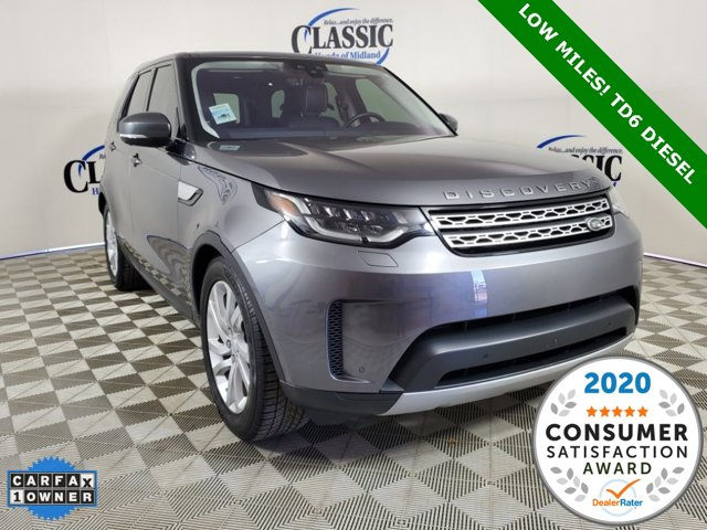 Used 2018 Land Rover Discovery in Midland, TX