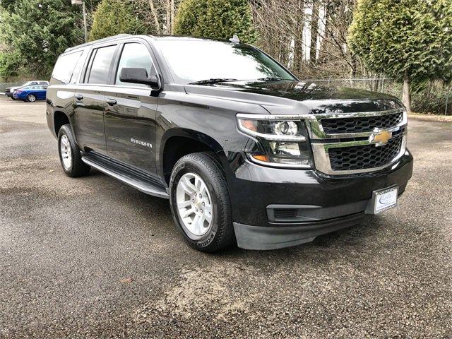 Used 2018 Chevrolet Suburban in Olympia, WA
