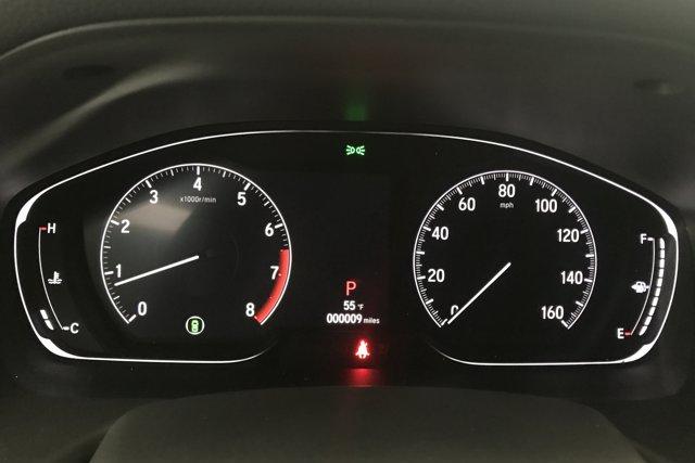 New 2020 Honda Accord Sedan EX-L 1.5T CVT