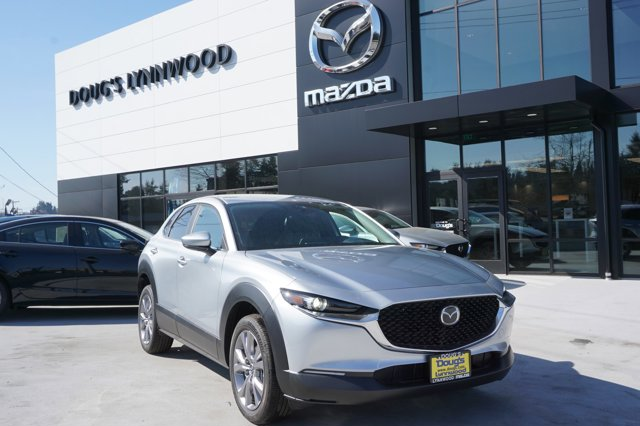 New 2020 Mazda CX-30 in Lynnwood Seattle Kirkland Everett, WA