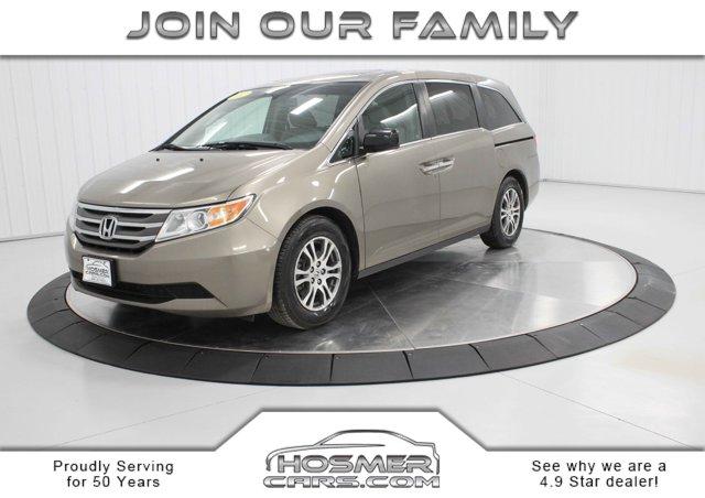 Used 2012 Honda Odyssey in Mason City, IA