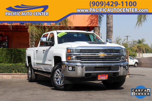 Used 2019 Chevrolet Silverado 2500HD in Fontana, CA