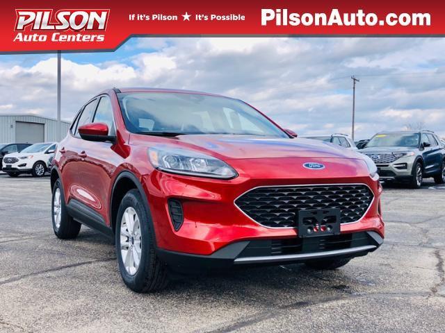 New 2020 Ford Escape in Mattoon, IL