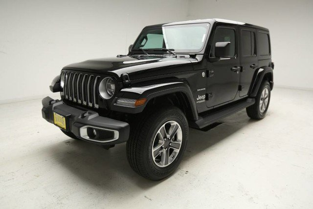 New 2020 Jeep Wrangler Unlimited in Sulphur Springs, TX