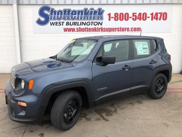 New 2020 Jeep Renegade in West Burlington, IA