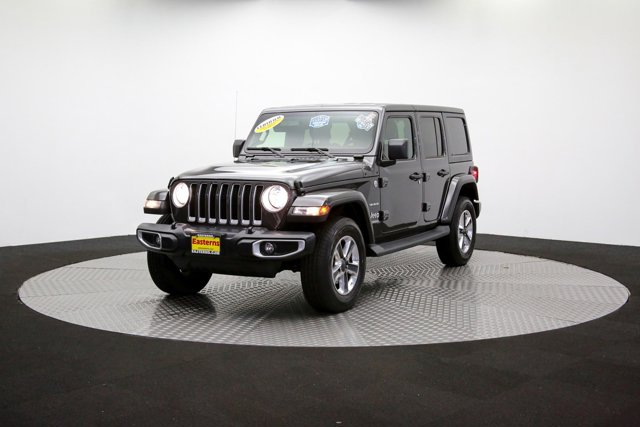 2019 Jeep Wrangler Unlimited for sale 123540 49