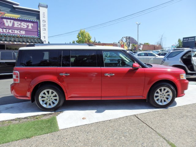 Used 2012 Ford Flex 4dr SEL AWD