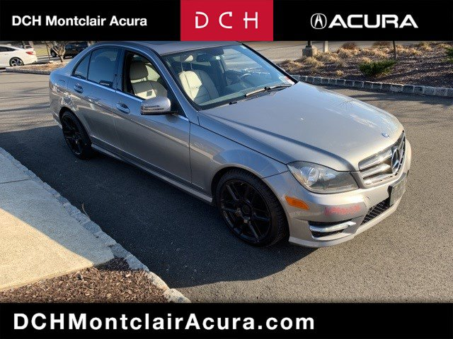 Used 2014 Mercedes-Benz C-Class in Verona, NJ