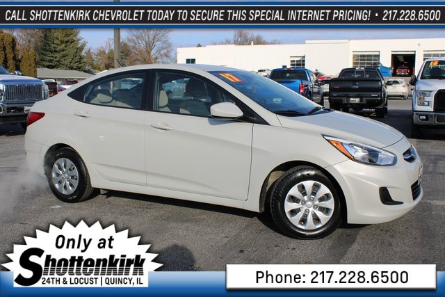 Used 2017 Hyundai Accent in Quincy, IL