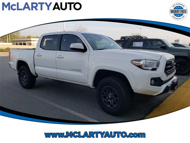 Used 2018 Toyota Tacoma in North Little Rock, AR