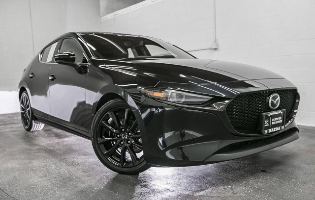 Used 2019 Mazda Mazda3 Hatchback FWD Auto w-Premium Pkg Hatchback