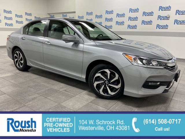 Used 2017 Honda Accord Sedan in Westerville, OH