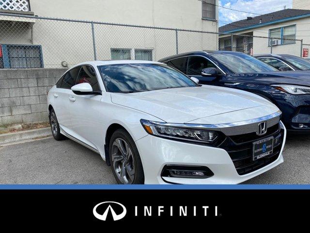 2018 Honda Accord Sedan EX-L 2.0T EX-L 2.0T Auto Intercooled Turbo Regular Unleaded I-4 2.0 L/122 [3]