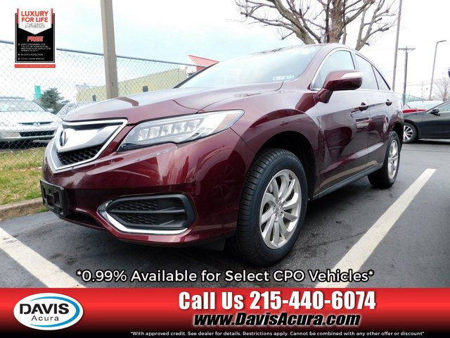 Used 2017 Acura RDX in Langhorne, PA