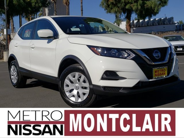 2020 Nissan Rogue Sport S S FWD Regular Unleaded I-4 2.0 L/122 [4]