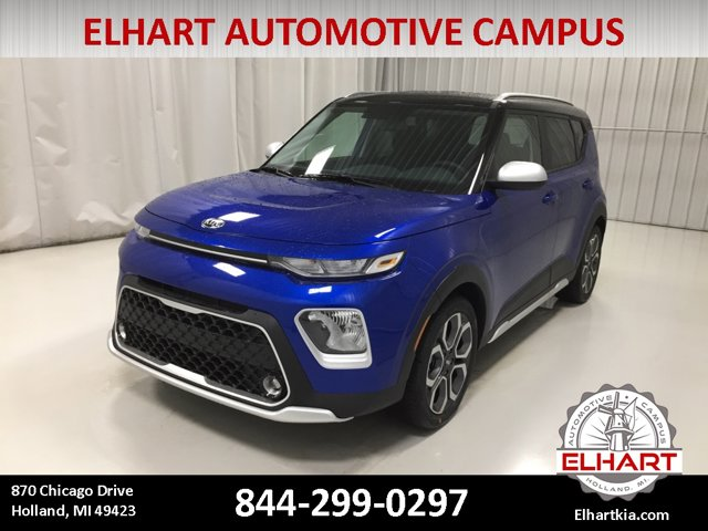 New 2020 KIA Soul in Holland, MI