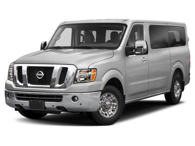 2020 Nissan NV Passenger NV3500 HD SL NV3500 HD SL V8 Regular Unleaded V-8 5.6 L/339 [1]