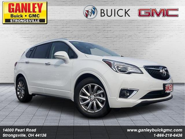 New 2020 Buick Envision in Cleveland, OH