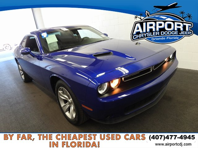 Used 2019 Dodge Challenger in Orlando, FL