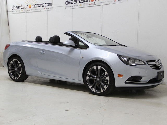 Used 2016 Buick Cascada in Alamagordo, NM