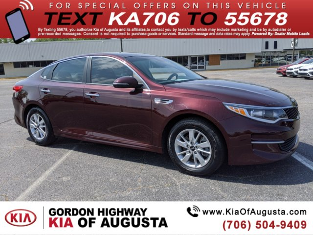 Used 2016 KIA Optima in Augusta, GA