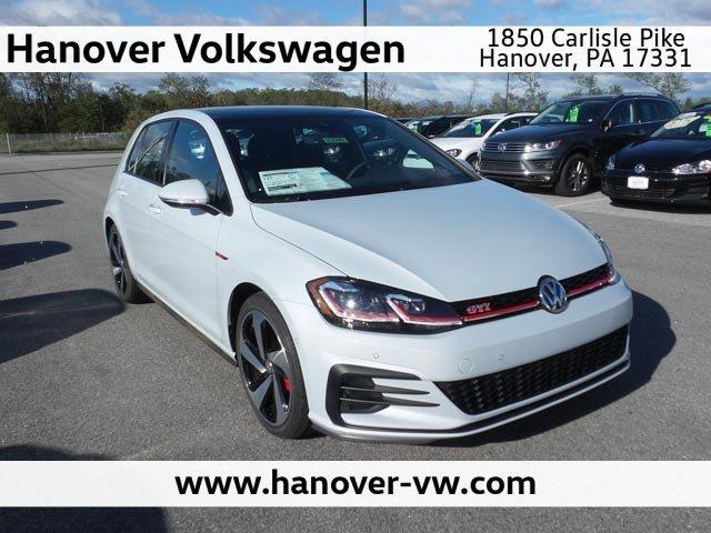 New 2019 Volkswagen Golf GTI Autobahn