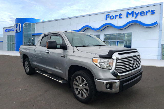 Used 2016 Toyota Tundra in Fort Myers, FL