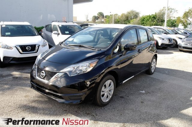 New 2019 Nissan Versa Note in Pompano Beach, FL