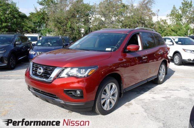 New 2019 Nissan Pathfinder in Pompano Beach, FL