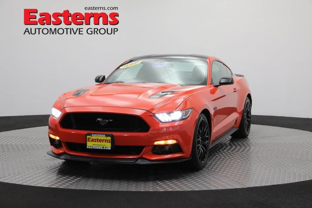 2016 Ford Mustang GT Premium Performance Manual 2dr Car