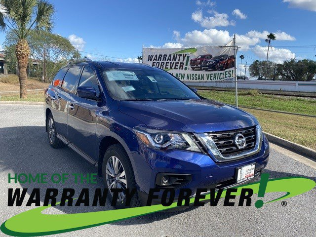 2020 Nissan Pathfinder S FWD S Regular Unleaded V-6 3.5 L/213 [8]