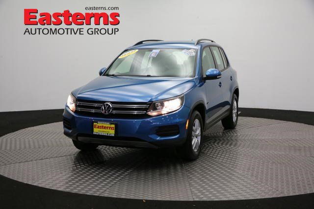 2017 Volkswagen Tiguan for sale 122789 0