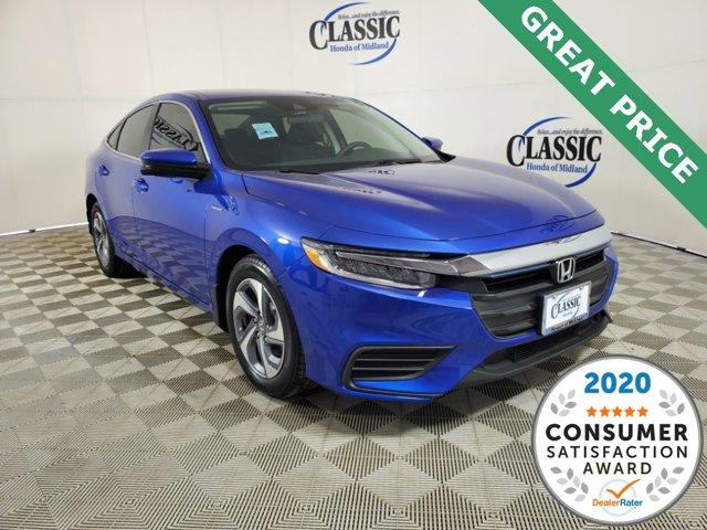 New 2020 Honda Insight in Midland, TX