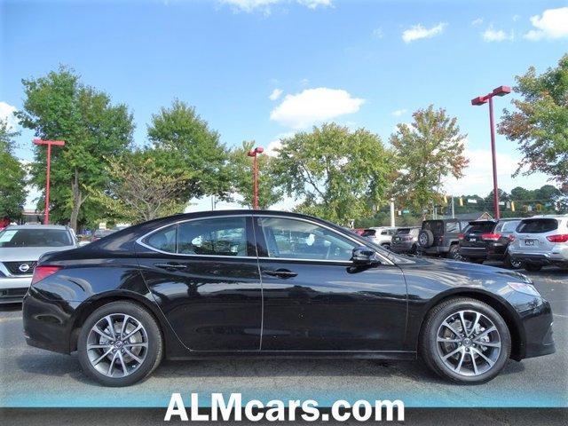 Pre-Owned 2016 Acura TLX V6 Tech
