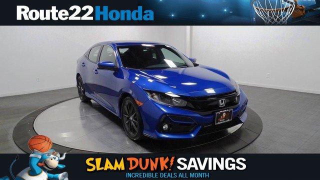 2020 Honda Civic Hatchback EX