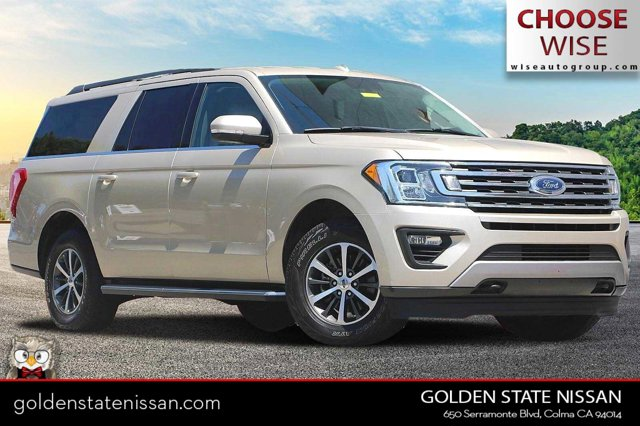 2018 Ford Expedition Max XLT XLT 4x4 Twin Turbo Regular Unleaded V-6 3.5 L/213 [3]