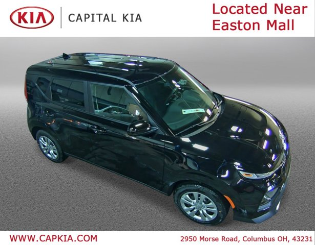 New 2020 KIA Soul in Columbus, OH
